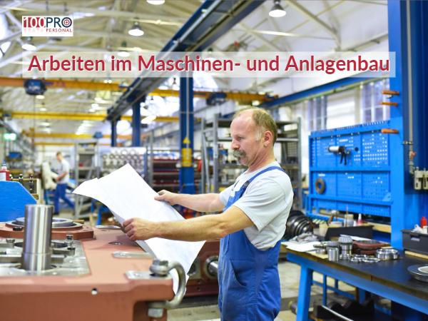 100Pro Personal in Kleve am Niederrhein, der Partner im Maschinen- und Anlagenbau