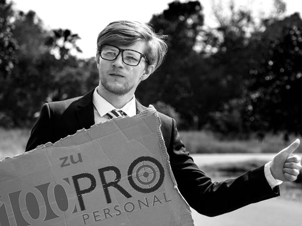Gute Gründe für eine Beschäftigung bei der 100Pro Personal GmbH
